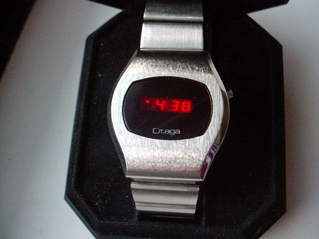 Otaga LED watch