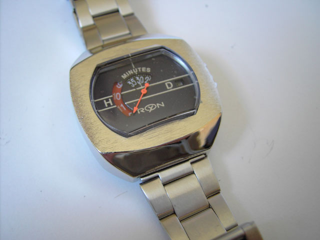 Ryon jump hour watch