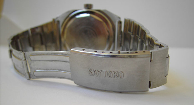 Saytoko Grand Luxe watch