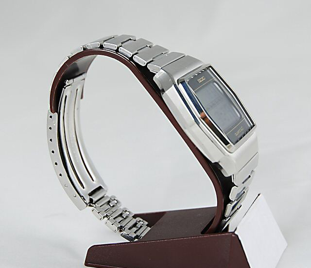 Seiko LCD 1970's retro watch