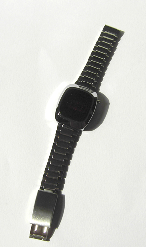 Commodore LED watch
