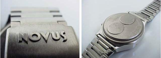 Novus LED watch