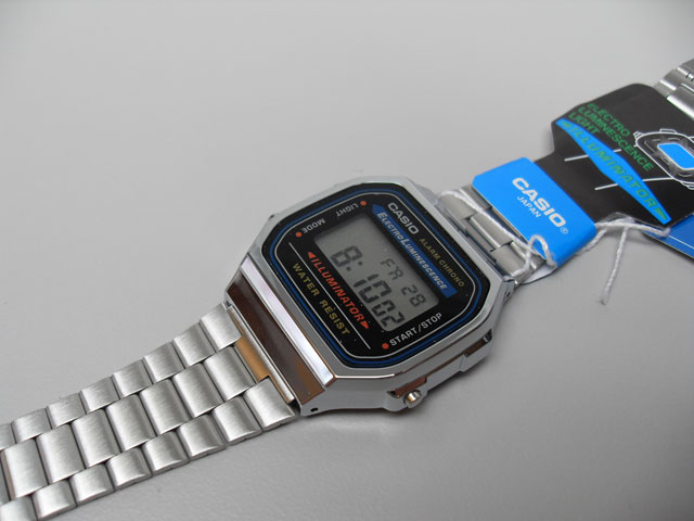 Casio Illuminator Watch