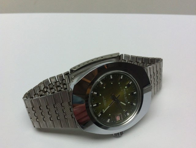 Helsa Vintage Watch