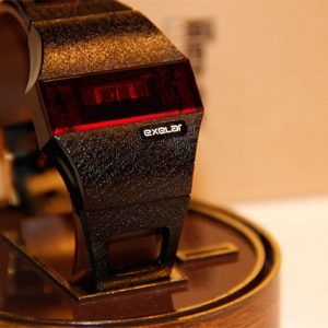 Exelar LED watch
