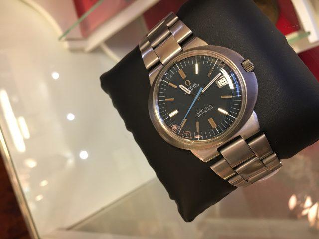 Omega Geneve Vintage Watch